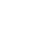 transparent logo of people and buildings in the background hvac